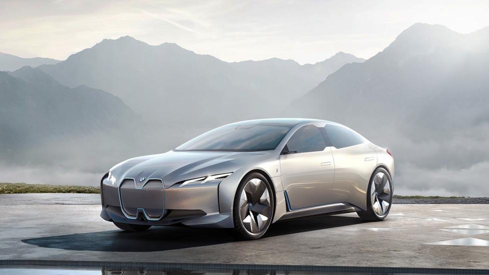 Todas las novedades del Salón del Automóvil de Los Ángeles 2017 - BMW i Vision Dynamics Concept
