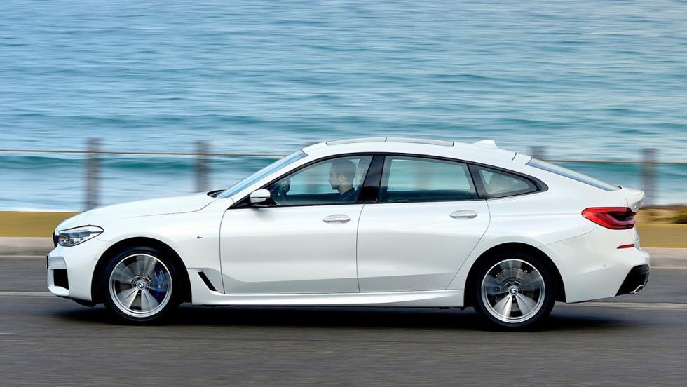 Todas las novedades del Salón del Automóvil de Los Ángeles 2017 - BMW Serie 6 GT