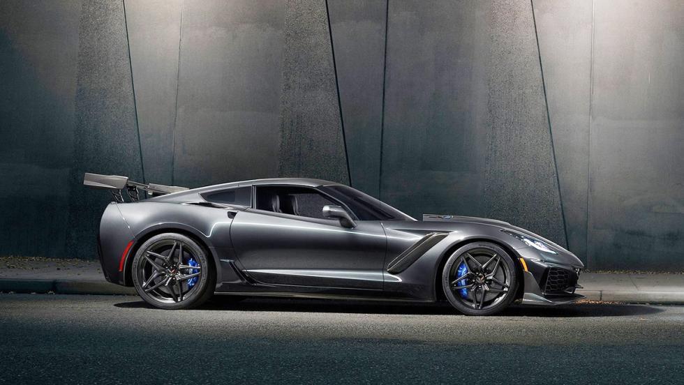 Todas las novedades del Salón del Automóvil de Los Ángeles 2017 - Corvette ZR1