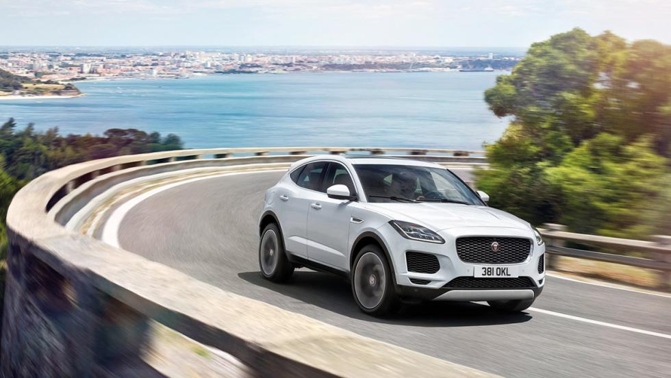 Todas las novedades del Salón del Automóvil de Los Ángeles 2017 - Jaguar E-Pace