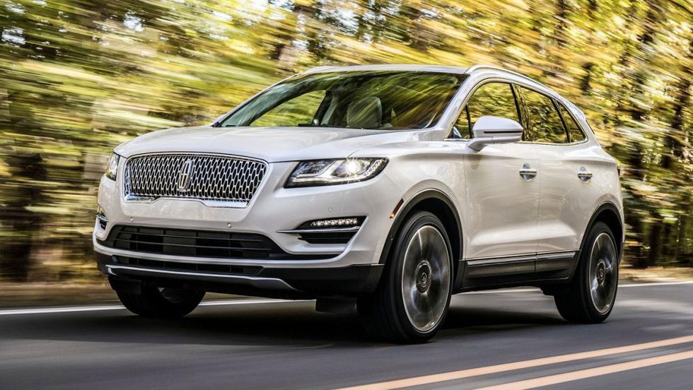 Todas las novedades del Salón del Automóvil de Los Ángeles 2017 - Lincoln MKC