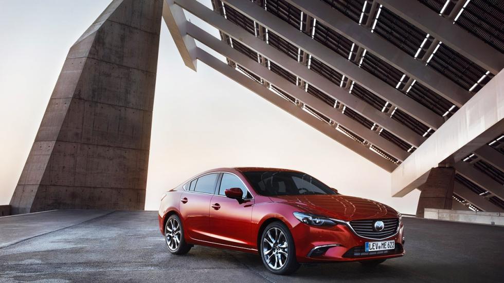 Todas las novedades del Salón del Automóvil de Los Ángeles 2017 - Mazda 6