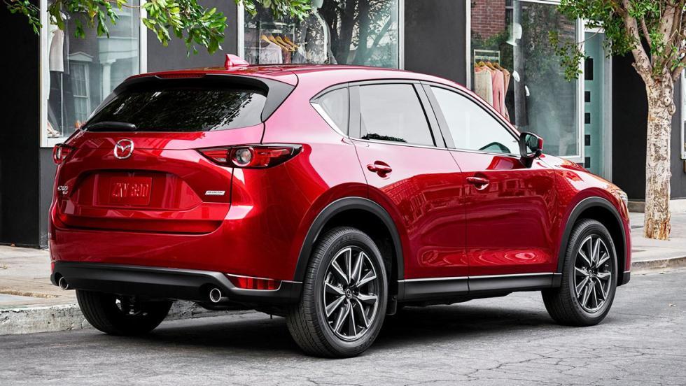 Todas las novedades del Salón del Automóvil de Los Ángeles 2017 - Mazda CX-5