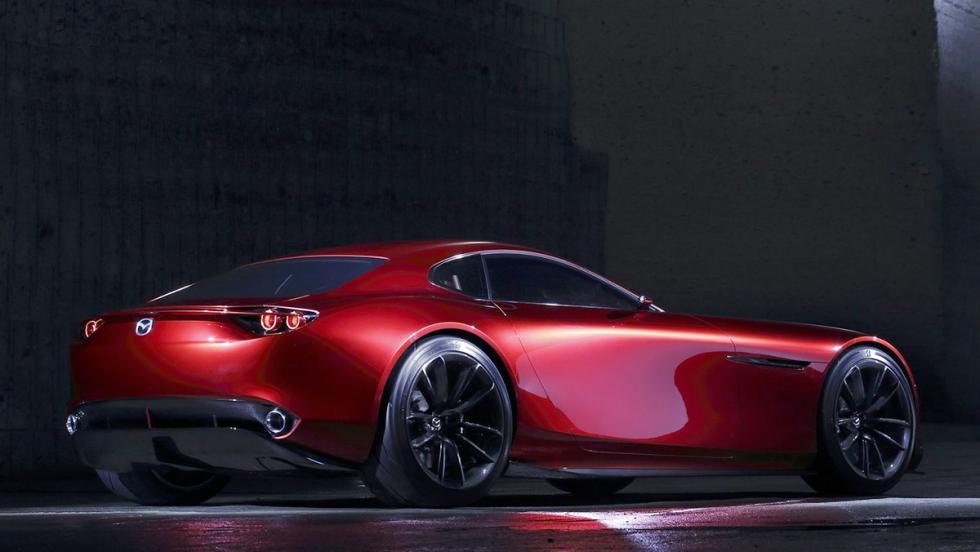 Todas las novedades del Salón del Automóvil de Los Ángeles 2017 - Mazda Vision