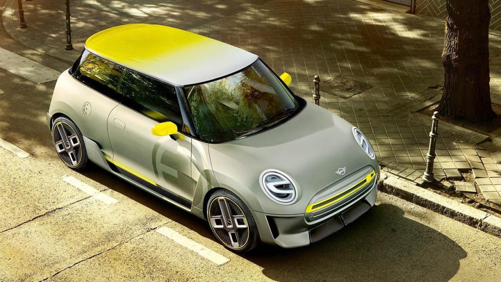 Todas las novedades del Salón del Automóvil de Los Ángeles 2017 - Mini Electric
