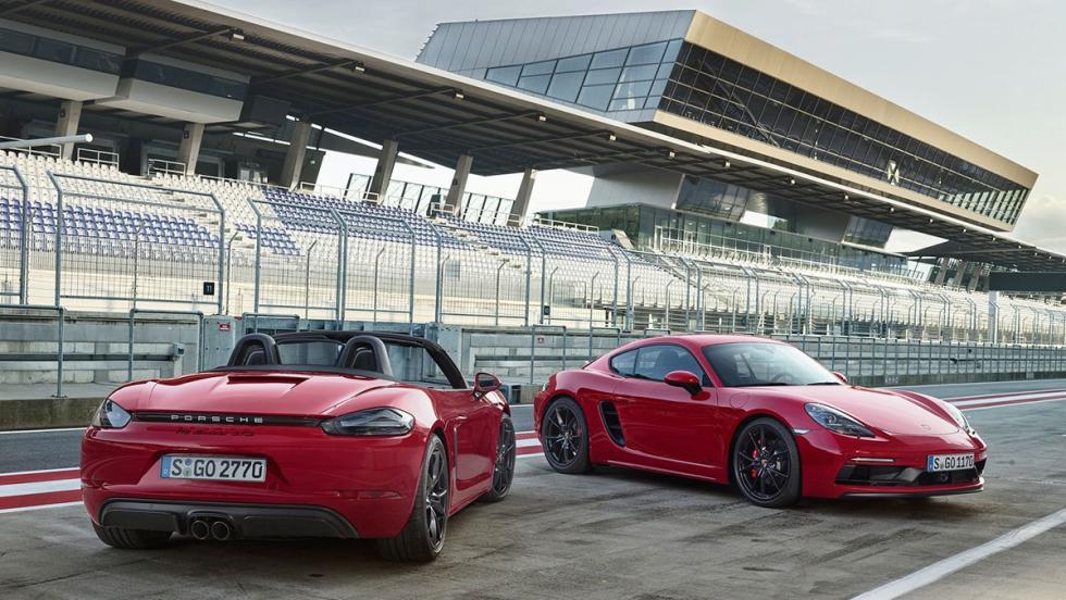 Todas las novedades del Salón del Automóvil de Los Ángeles 2017 - Porsche 718 GTS