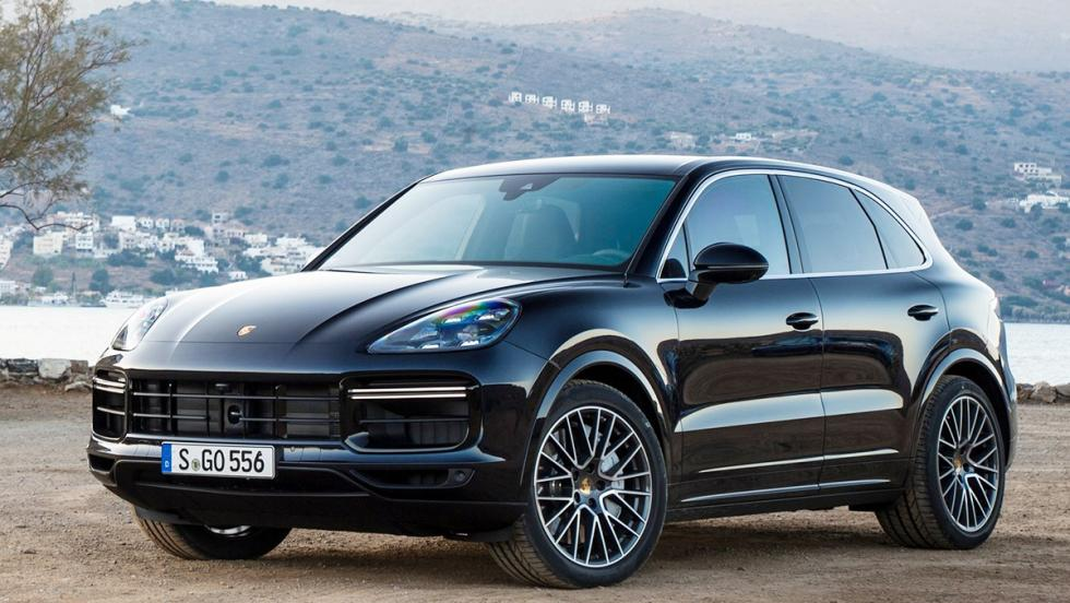 Todas las novedades del Salón del Automóvil de Los Ángeles 2017 - Porsche Cayenne