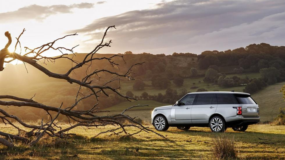 Todas las novedades del Salón del Automóvil de Los Ángeles 2017 - Range Rover SV Autobiography