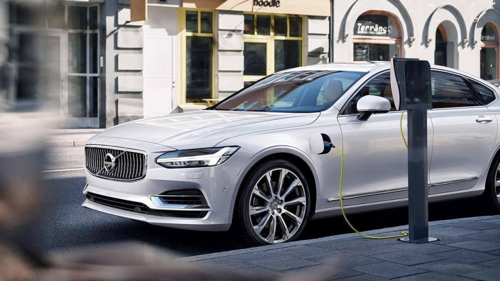 Todos los coches híbridos que puedes comprar - Volvo S90