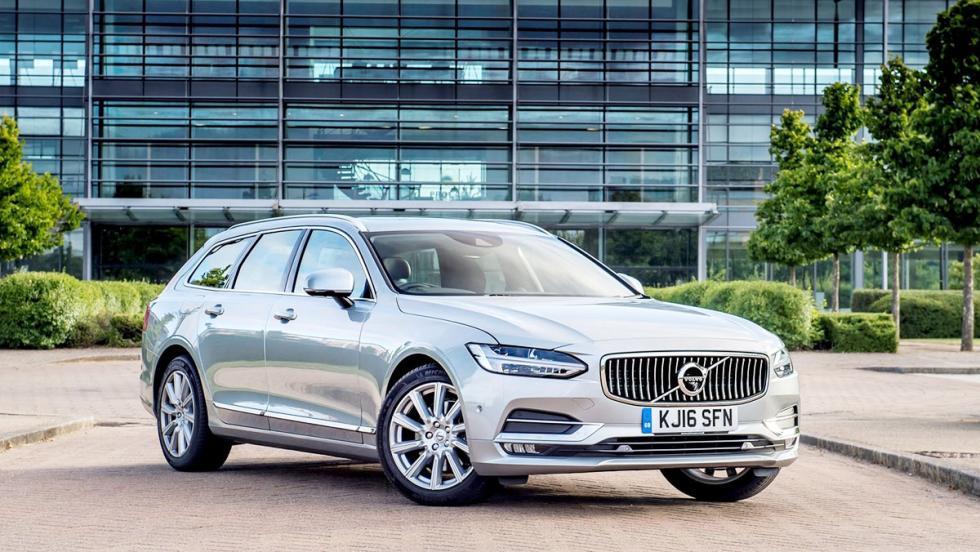 Todos los coches híbridos que puedes comprar - Volvo V90