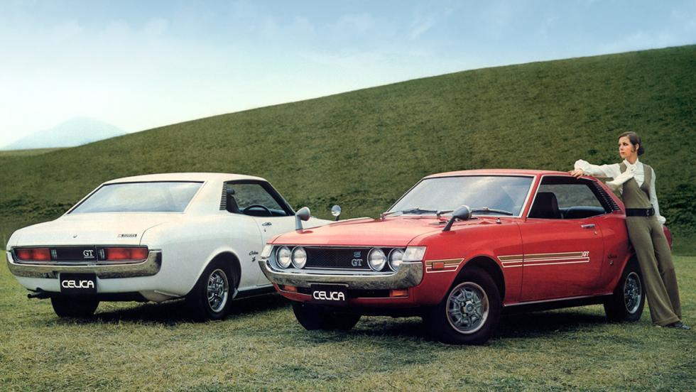 Toyota Celica I - 1970-1977