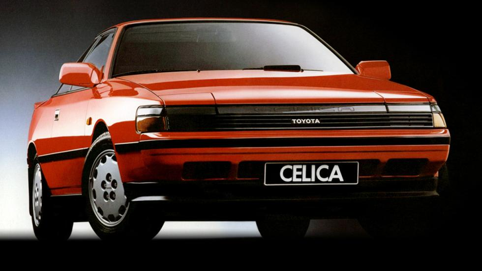 Toyota Celica IV - 1986-1989