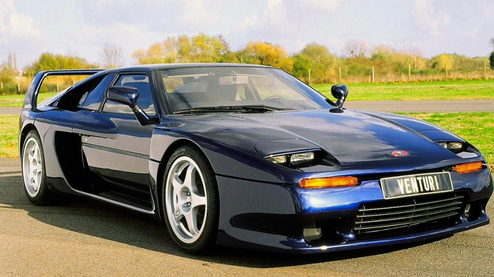 Venturi 400 GT deportivo francia radical competicion superdeportivo