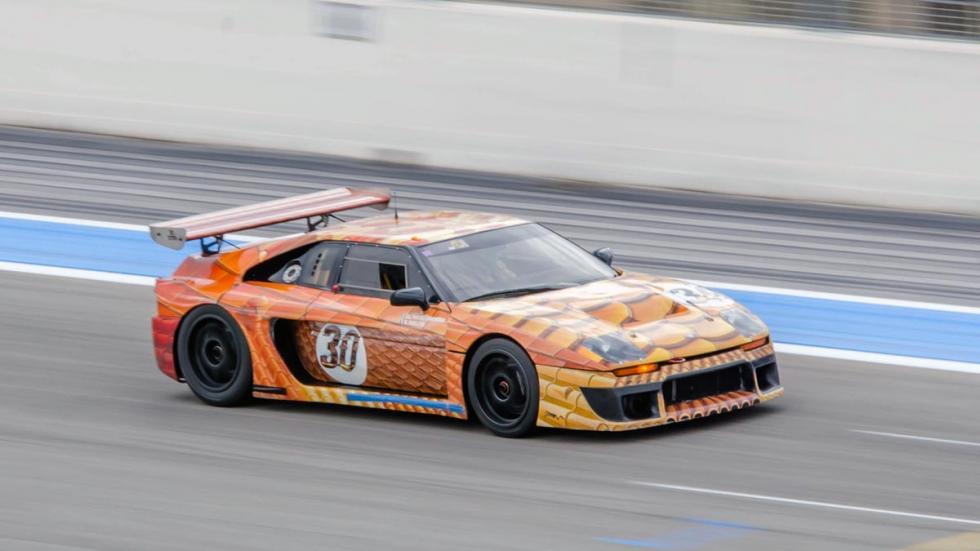 Venturi 600 LM competicion Le Mans