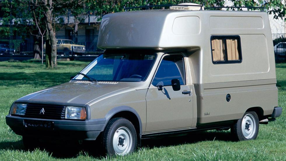 Viejas glorias: Citroën C15 (IV)