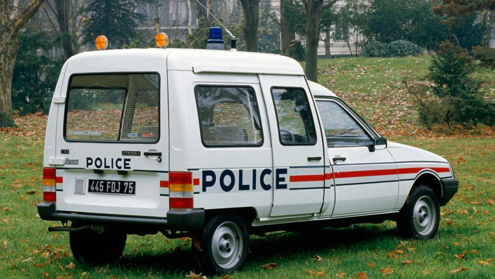 Viejas glorias: Citroën C15 (VI)