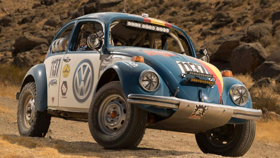 El VW Beeetle de la Baja 1.000