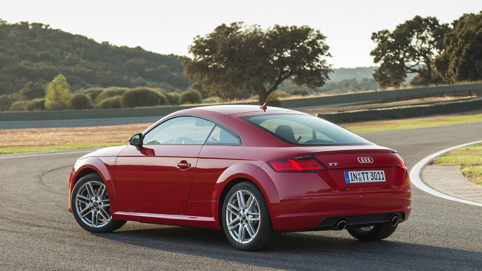 Los 10 deportivos más vendidos en noviembre en España - Audi TT - 11 unidades