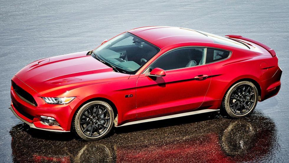 Los 10 deportivos más vendidos en noviembre en España - Ford Mustang - 41 unidades