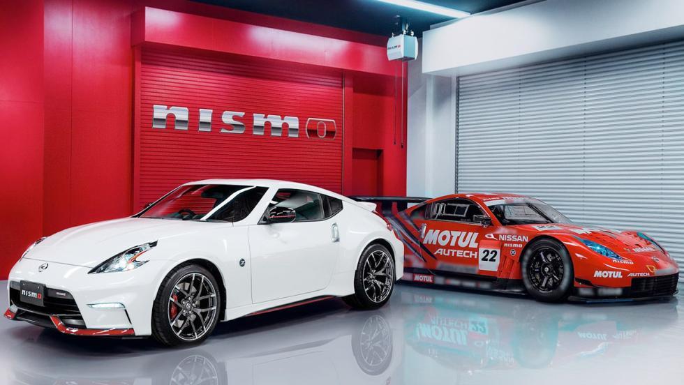 Los 10 deportivos más vendidos en noviembre en España - Nissan 370Z - 5 unidades