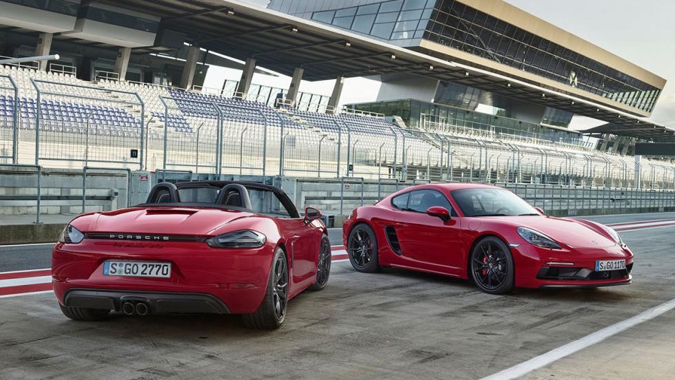 Los 10 deportivos más vendidos en noviembre en España - Porsche 718 - 15 unidades
