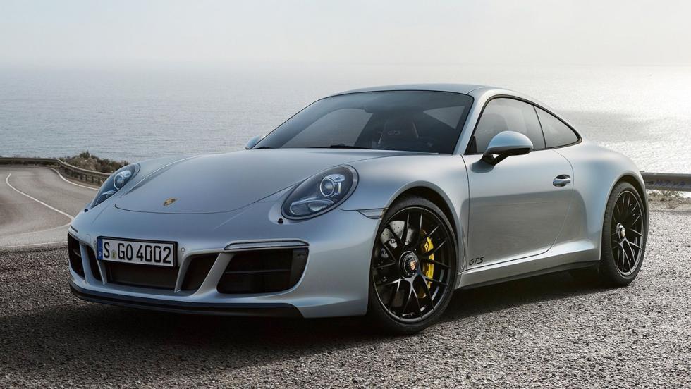 Los 10 deportivos más vendidos en noviembre en España - Porsche 911 - 22 unidades