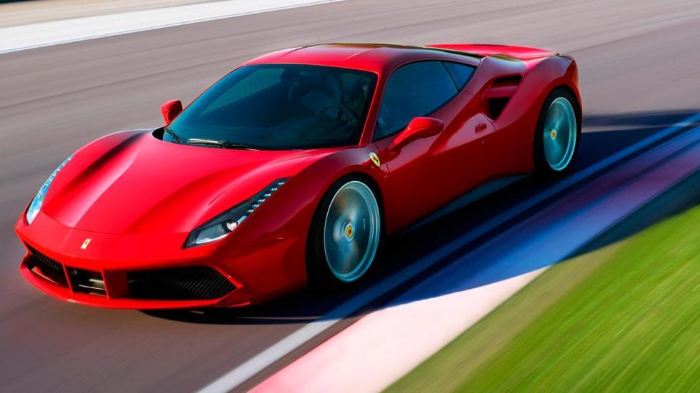 Deportivo italia lujo motor v8