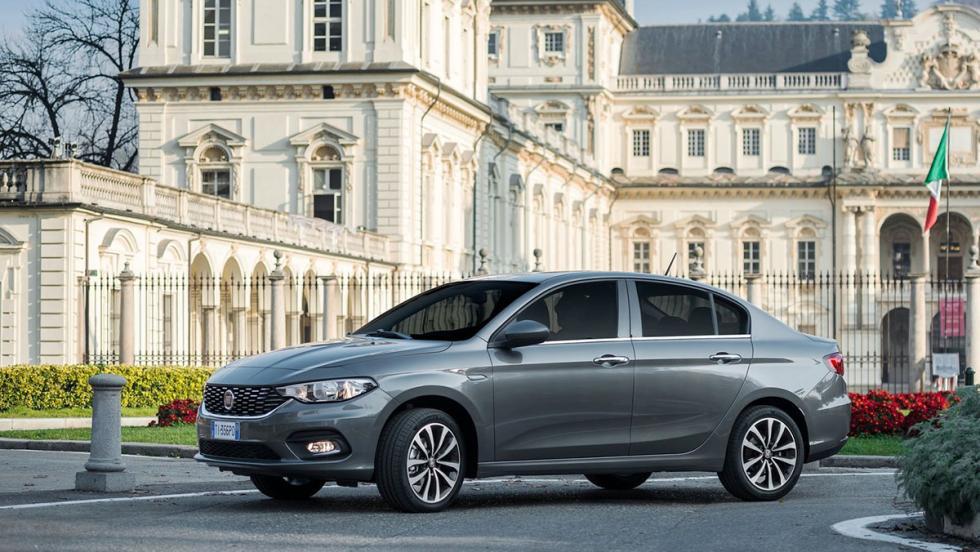 5 coches económicos nuevos que son una buena oportunidad - Fiat Tipo