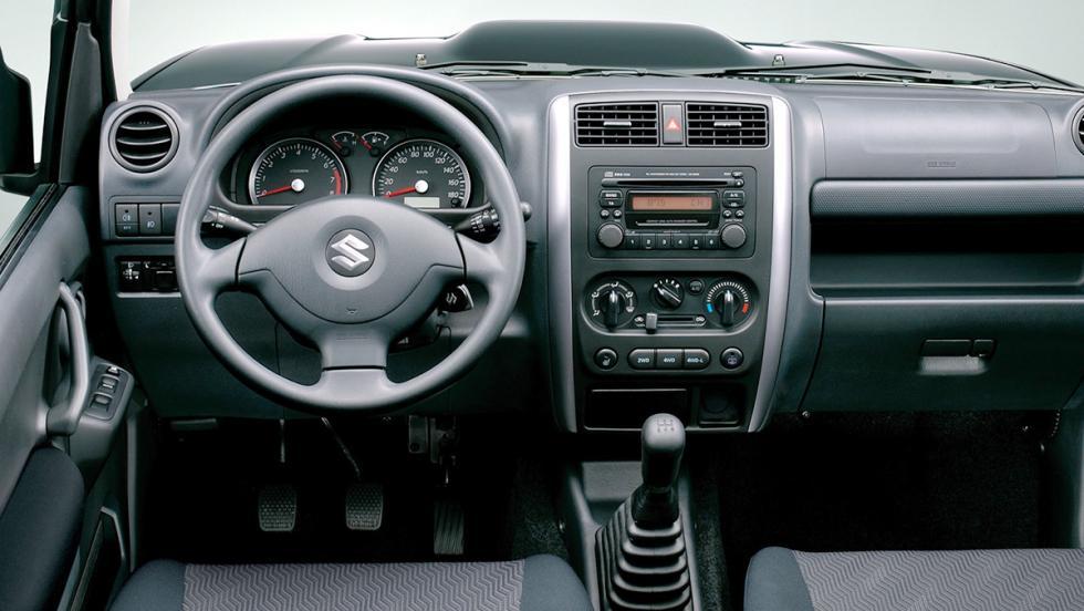 5 coches económicos nuevos que son una buena oportunidad - Suzuki Jimny