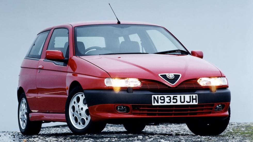 Alfa Romeo 145 Quadrifoglio Verde - 1995