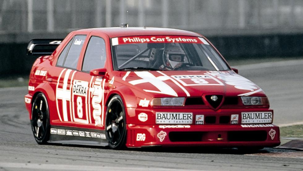 Alfa Romeo 155 V6 T.I. DTM - 1993