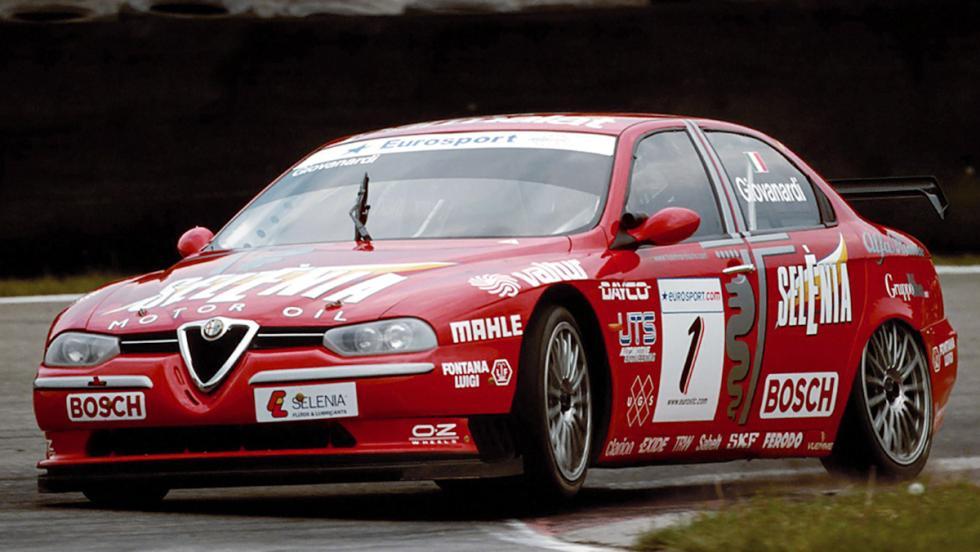 Alfa Romeo 156 Superturismo - 1998