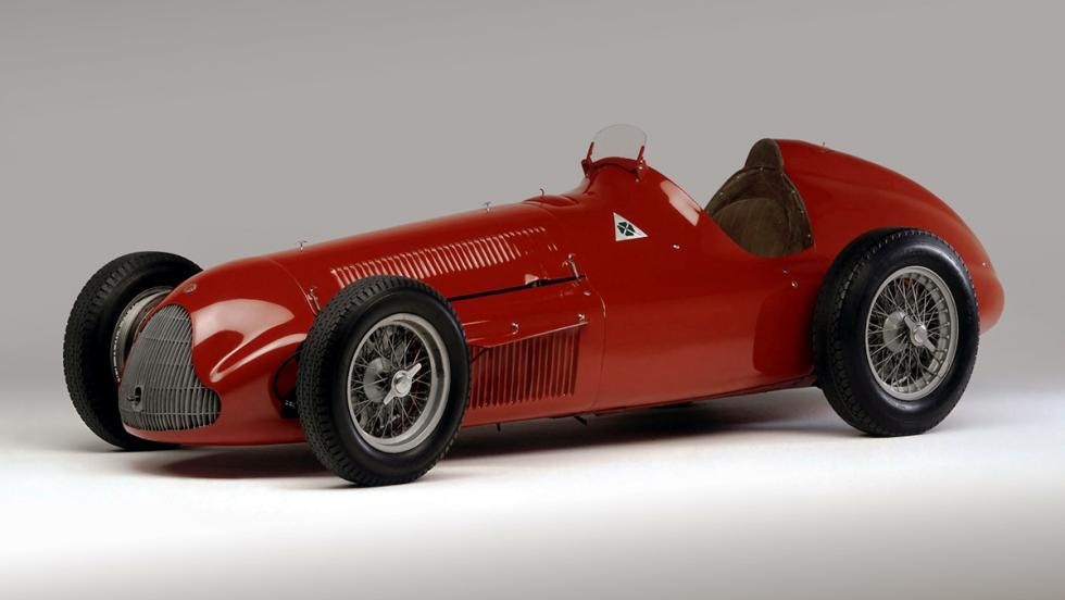 Alfa Romeo 159 - 1951