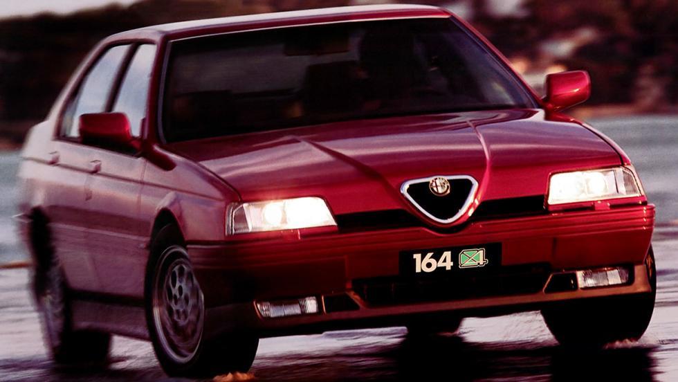 Alfa Romeo 164 Q4 - 1993
