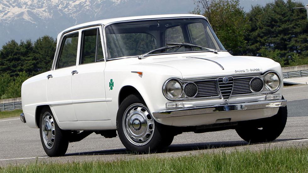 Alfa Romeo Giulia T.I. Super - 1963
