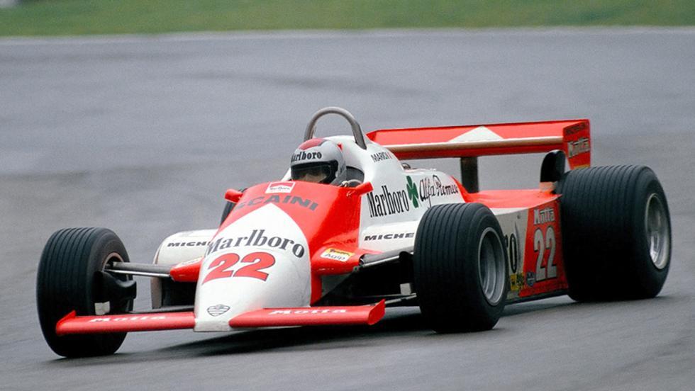 Alfa Romeo GP 179 - 1980
