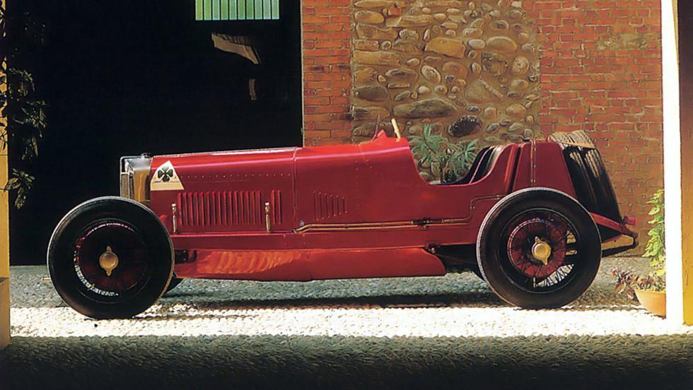 Alfa Romeo RL TF - 1924
