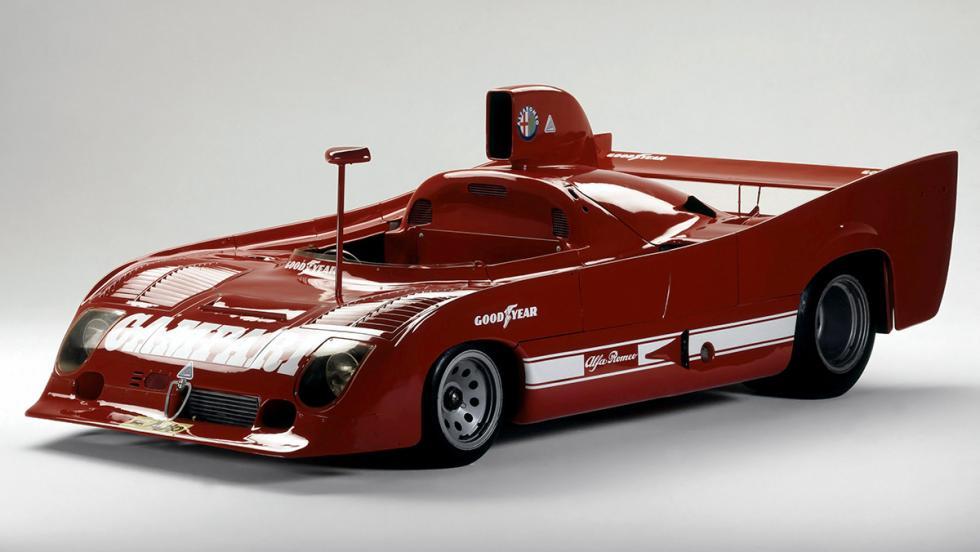 Alfa Romeo Tipo 33TT12 - 1975