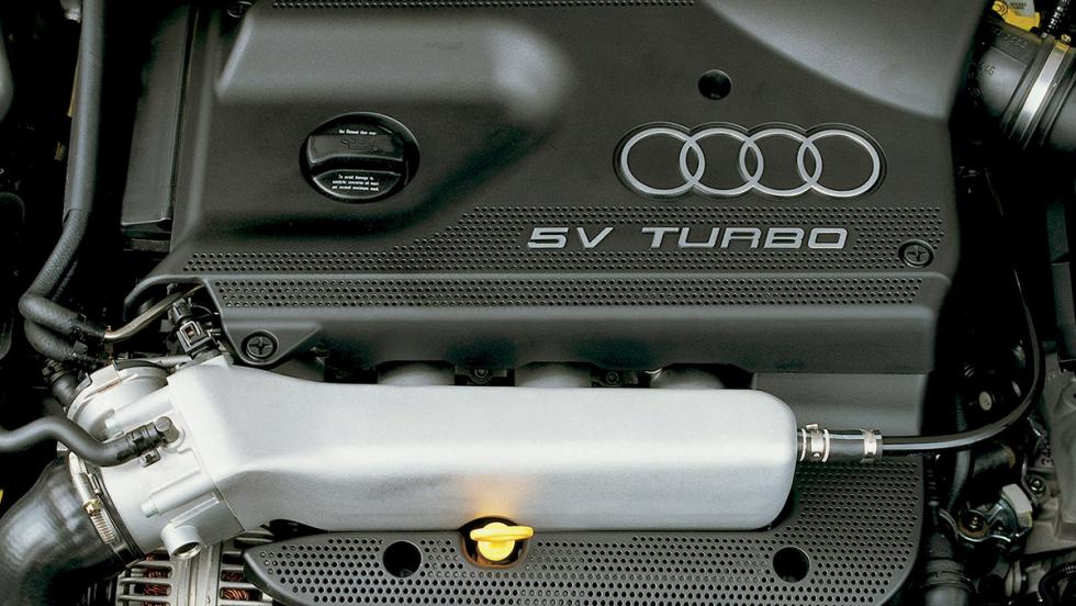 Audi A3 de primera generación