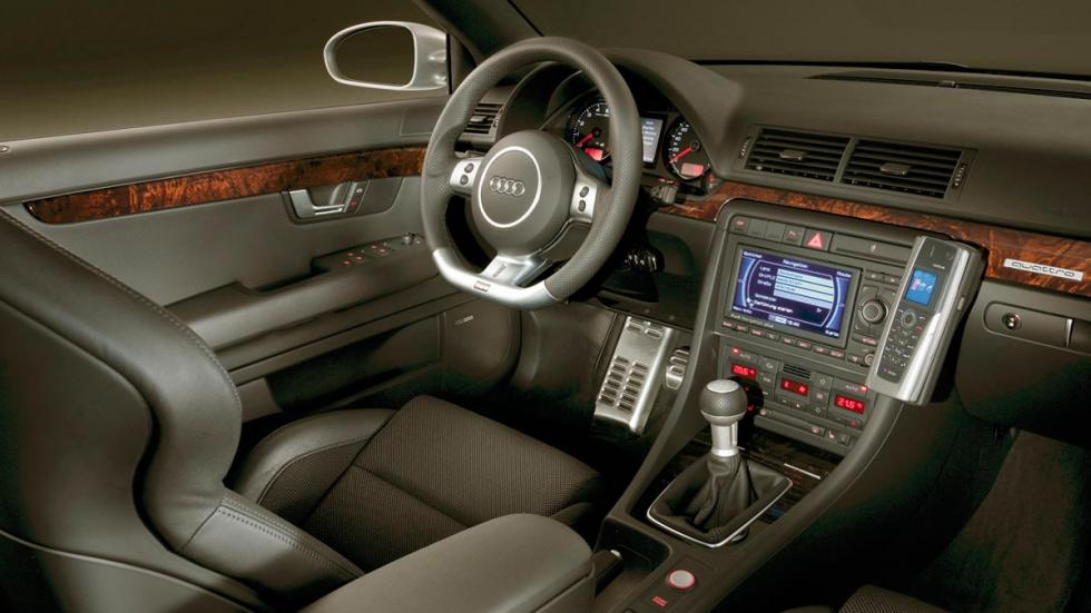 Audi RS4 B7 deportivo familiar lujo