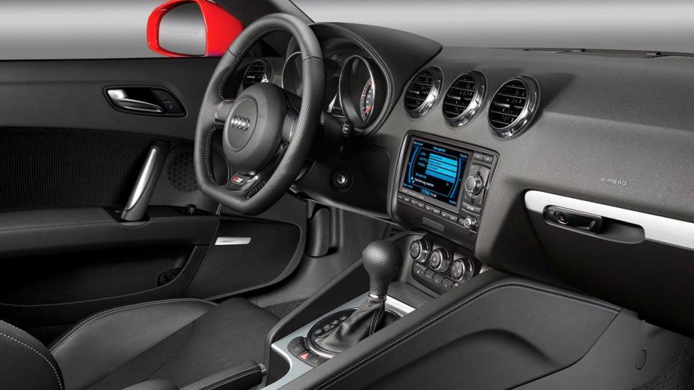 Audi TT MkII deportivo clasico lujo segunda mano