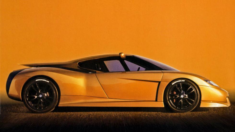 Una especie de Bugatti