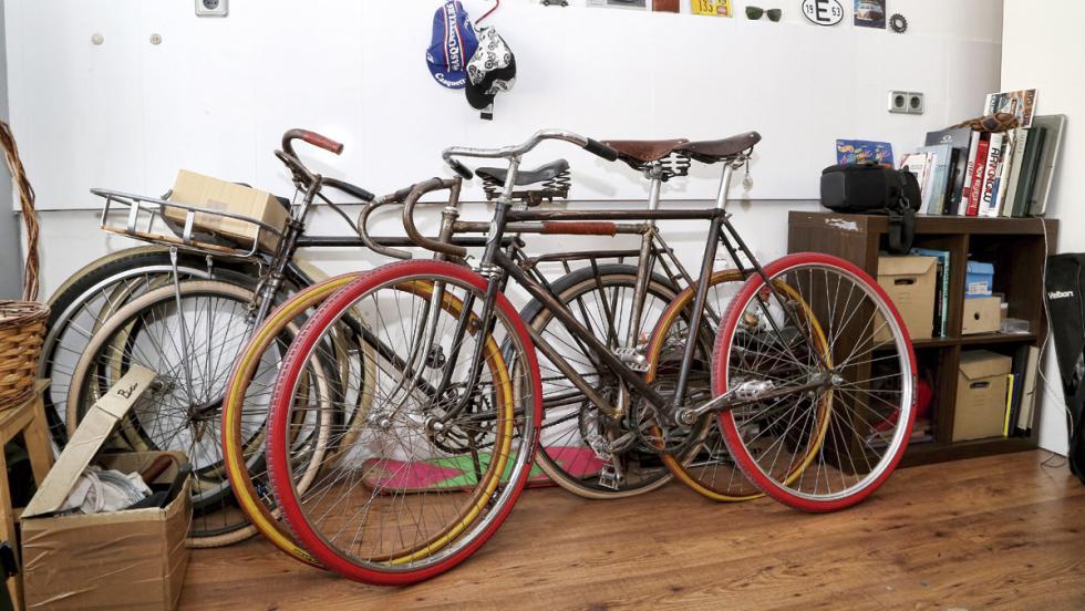 Bicicletas Manu Campa