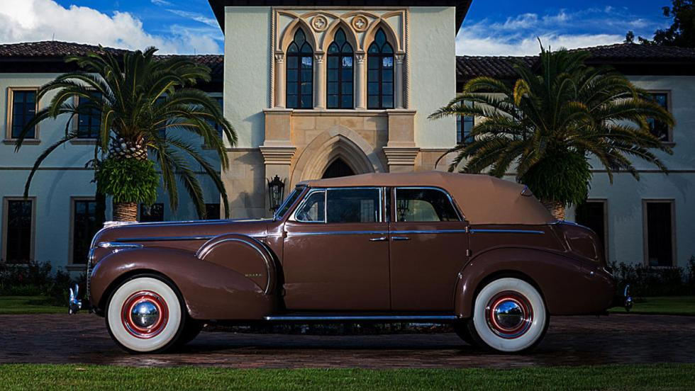 Los coches de Casablanca: el Buick Phaeton Limited 81C de 1940