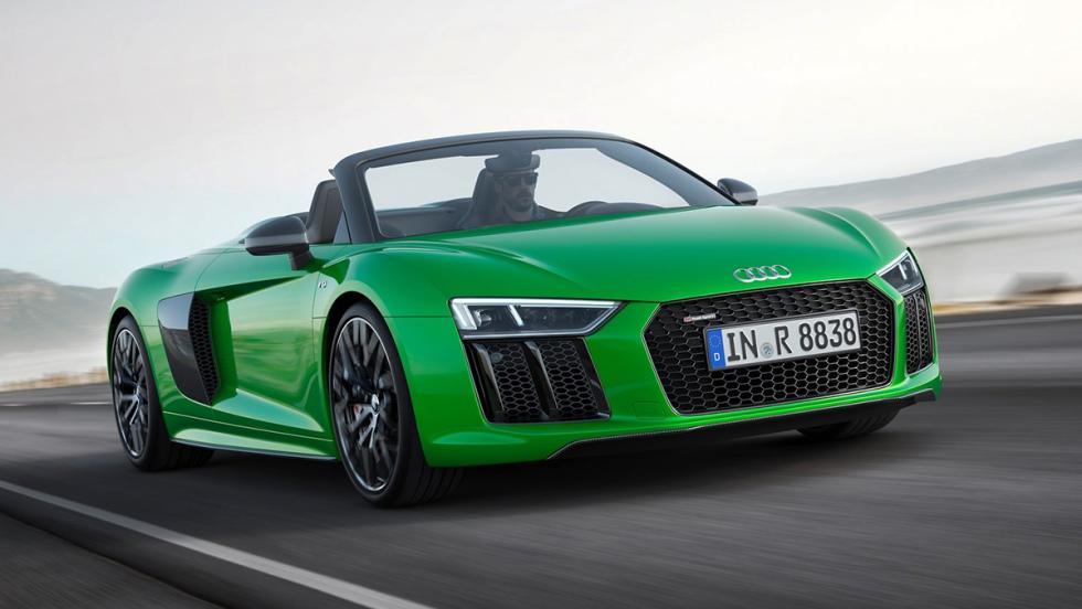 Los coches más populares de Instagram - Audi R8