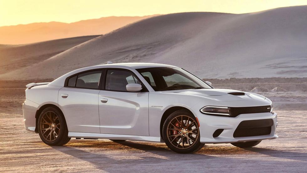 Los coches más populares de Instagram - Dodge Charger