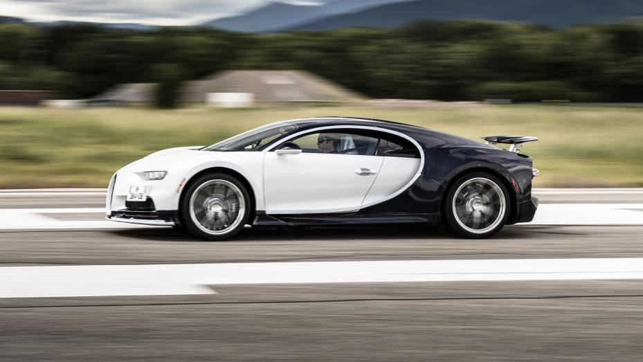 Fabricación Bugatti Chiron (XI)
