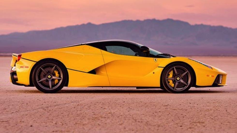 Ferrari LaFerrari a subasta