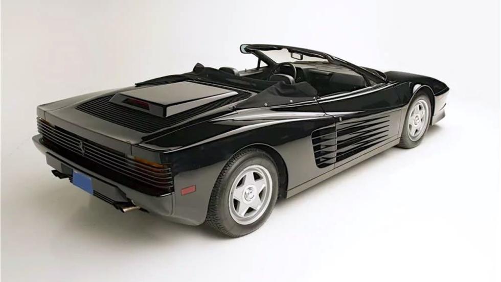 Ferrari Testarossa Michael Jackson Motor GT2