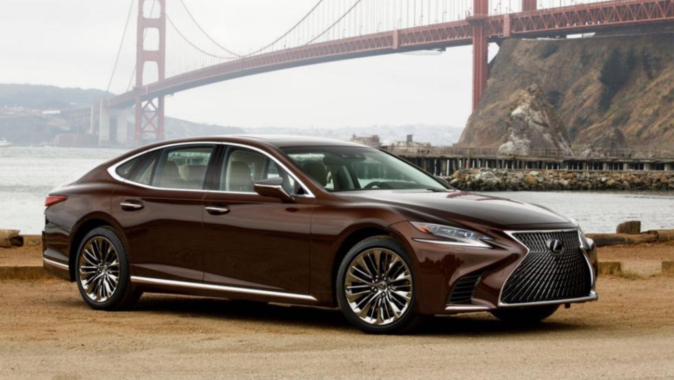 Lexus LS 500 2018